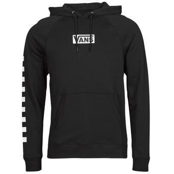 Textiel Heren Sweaters / Sweatshirts Vans VERSA STANDARD HOODIE Zwart