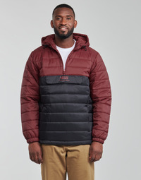 Textiel Heren Dons gevoerde jassen Vans CARLTON PUFFER III Zwart