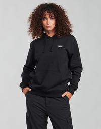 Textiel Dames Sweaters / Sweatshirts Vans FLYING V BF FT HOODIE Zwart