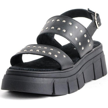 Schoenen Dames Sandalen / Open schoenen Zap-In 2 TIRAS REMACHES Zwart