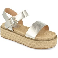 Schoenen Dames Sandalen / Open schoenen H&d YZ19-200 Plata