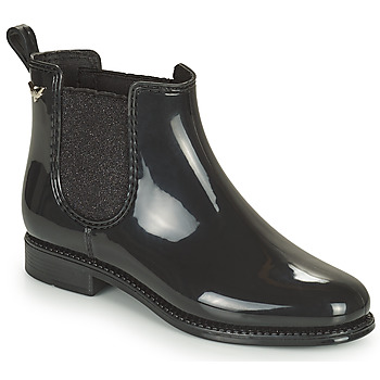 Schoenen Dames Regenlaarzen Les Petites Bombes RAIN Zwart