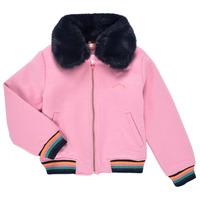 Textiel Meisjes Wind jackets Billieblush COLLINE Roze