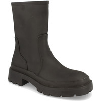 Schoenen Dames Laarzen H&d YZ19-338 Negro
