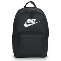 Tassen Rugzakken Nike NIKE HERITAGE Zwart / Wit