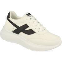 Schoenen Dames Lage sneakers Woman Key LYS614 Blanco