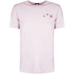 Textiel Heren T-shirts korte mouwen Antony Morato  Violet