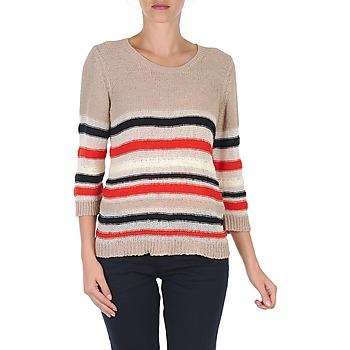 Textiel Dames Truien S.Oliver ZARA Beige / Blauw / Wit / Orange
