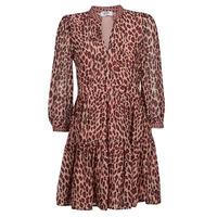 Textiel Dames Korte jurken Liu Jo WF1019 Leopard