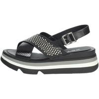 Schoenen Dames Sandalen / Open schoenen Keys K-4952 Black