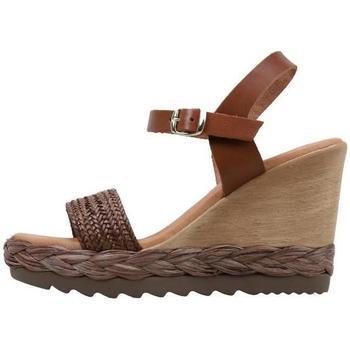 Schoenen Dames Sandalen / Open schoenen Sandra Fontan  Beige