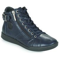 Schoenen Dames Hoge sneakers Pataugas PALME Marine