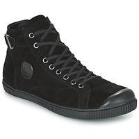 Schoenen Dames Hoge sneakers Pataugas LATSA Zwart