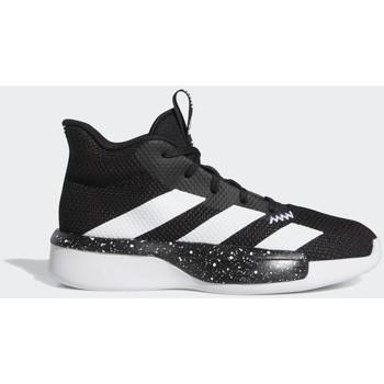 Schoenen Kinderen Fitness adidas Originals PRO NEXT K EF9809 Zwart