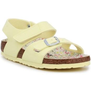 Schoenen Kinderen Sandalen / Open schoenen Birkenstock Colorado Kids BS Jaune