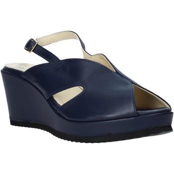 Schoenen Dames Sandalen / Open schoenen Esther Collezioni ZB 115 Blauw