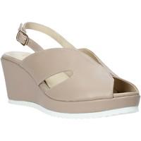 Schoenen Dames Sandalen / Open schoenen Esther Collezioni ZB 115 Beige