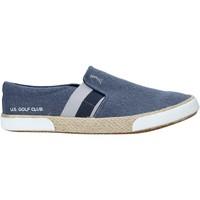 Schoenen Heren Instappers U.s. Golf S20-SUS101 Blauw