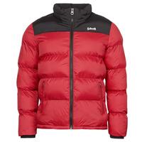 Textiel Dons gevoerde jassen Schott UTAH Rood