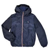 Textiel Jongens Wind jackets Schott WALTMAN Marine