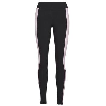 Textiel Dames Leggings adidas Performance WECEBLEG Zwart / Roze