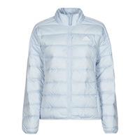 Textiel Dames Dons gevoerde jassen adidas Performance WESSDOWN Blauw / Halo