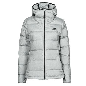 Textiel Dames Dons gevoerde jassen adidas Performance WEHELIONICMEL Bruyère / Grijs / Donker