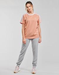 Textiel Dames Trainingsbroeken adidas Performance WESFTEC Bruyère / Grijs / Moyen