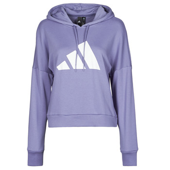 Textiel Dames Sweaters / Sweatshirts adidas Performance WIFIEB HOODIE Violet / Orbite