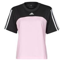 Textiel Dames T-shirts korte mouwen adidas Performance WECBT Zwart