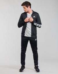 Textiel Heren Trainingspakken adidas Performance M LIN TR TT TS Zwart