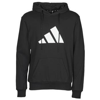 Textiel Heren Sweaters / Sweatshirts adidas Performance M FI 3B HOODIE Zwart