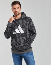 Textiel Heren Sweaters / Sweatshirts adidas Performance M FI CAMO HOODY Multicolour