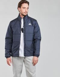 Textiel Heren Dons gevoerde jassen adidas Performance BSC 3S INS JKT Encre / Légende