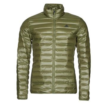 Textiel Heren Dons gevoerde jassen adidas Performance VARILITE JACKET Olijf / Focus