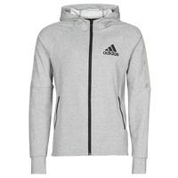 Textiel Heren Trainings jassen adidas Performance M MT FZ HD Bruyère / Grijs / Moyen