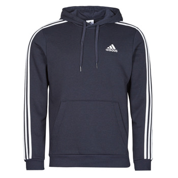 Textiel Heren Sweaters / Sweatshirts adidas Performance M 3S FL HD Encre / Légende