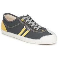 Schoenen Lage sneakers Kawasaki RETRO Grijs / Geel