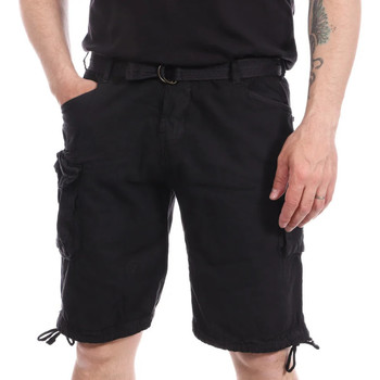 Textiel Heren Korte broeken / Bermuda's Paname Brothers  Blauw