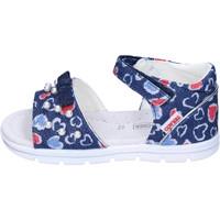 Schoenen Meisjes Sandalen / Open schoenen Enrico Coveri Sandales BJ982 Bleu