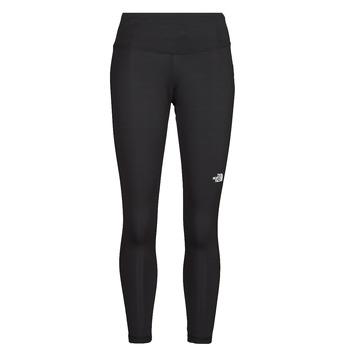 Textiel Dames Leggings The North Face W FLEX HR 7/8 TIGHT Zwart