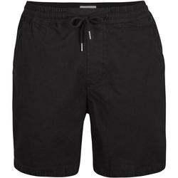 Textiel Heren Korte broeken / Bermuda's O'neill Boardwalk Zwart