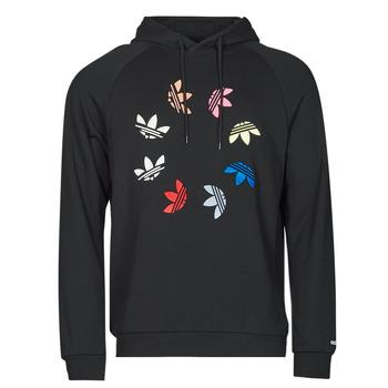 Textiel Heren Sweaters / Sweatshirts adidas Originals ST HOODY Zwart
