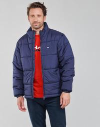 Textiel Heren Dons gevoerde jassen adidas Originals PAD STAND PUFF Ciel / De / Nacht