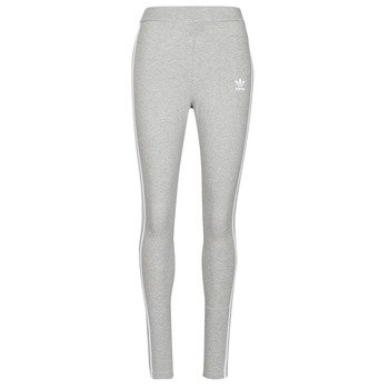 Textiel Dames Leggings adidas Originals 3 STRIPES TIGHT Bruyère / Grijs / Moyen