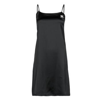 Textiel Dames Korte jurken adidas Originals DRESS Zwart