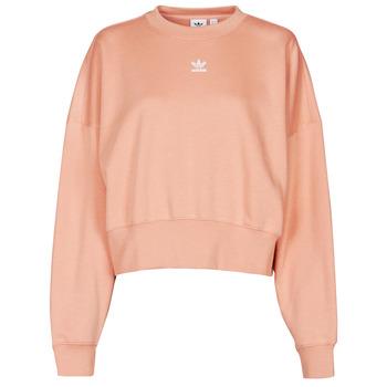 Textiel Dames Sweaters / Sweatshirts adidas Originals SWEATSHIRT Blush / Ambient
