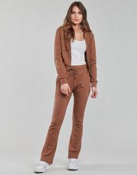 Textiel Dames Trainingsbroeken adidas Originals OPEN HEM TP Brown