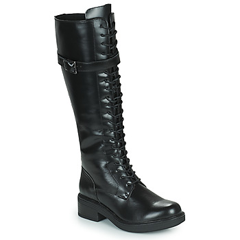 Schoenen Dames Hoge laarzen Chattawak ROSSA Zwart