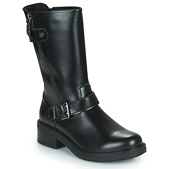Schoenen Dames Laarzen Chattawak CAROLINA Zwart